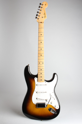 Fender  Stratocaster Solid Body Electric Guitar  (1956)