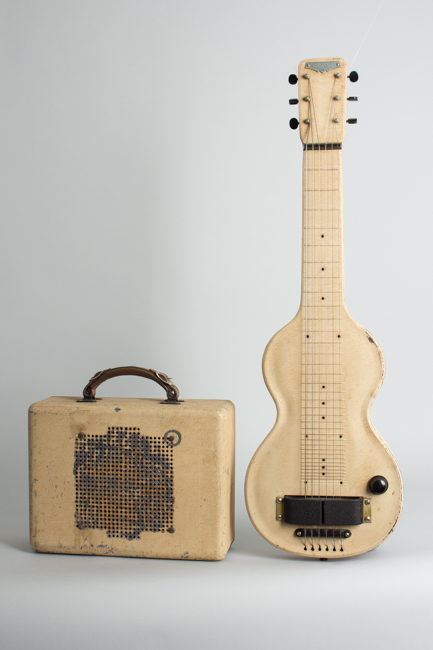 Rickenbacker  Model 59 Lap Steel Electric with Matching Amplifier Guitar  (1938)