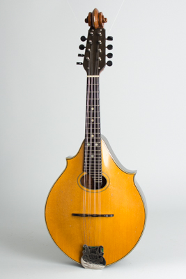 Washburn  Model 5283 Deluxe Carved Top Mandolin ,  c. 1935