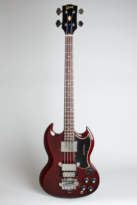 Gibson  EB-3 Solid Body Electric Bass Guitar  (1967)