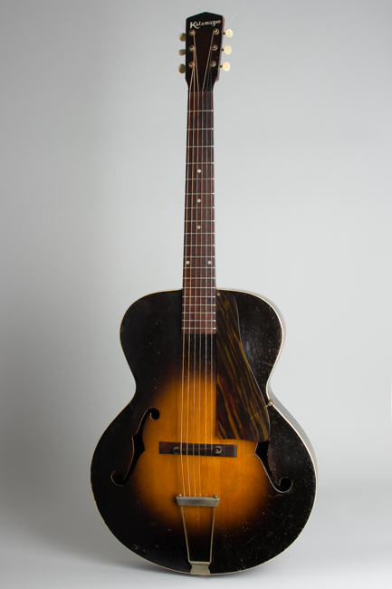 Kalamazoo  KG-31 Arch Top Acoustic Guitar ,  c. 1936