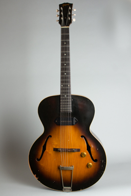 Gibson  ES-125 Arch Top Hollow Body Electric Guitar  (1958)