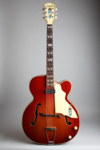 Silvertone Aristocrat 1356  Hollow Body Electric Guitar, made by Kay  (1952)