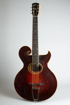 Gibson  Style O Artist Arch Top Acoustic Guitar ,  c. 1919