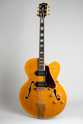 Gibson  Byrdland N Thinline Hollow Body Electric Guitar  (1956)