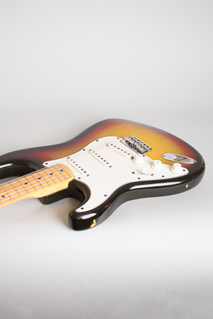 Fender  Stratocaster Solid Body Electric Guitar  (1975)