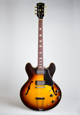 retrofret gibson es 335td semi hollow body electric guitar 1968 brooklyn ny. Black Bedroom Furniture Sets. Home Design Ideas