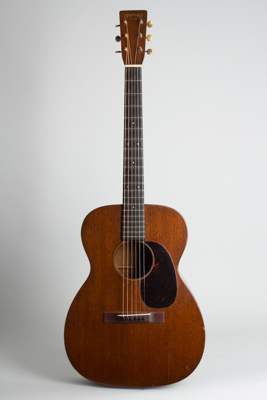 C. F. Martin  00-17 Flat Top Acoustic Guitar  (1940)