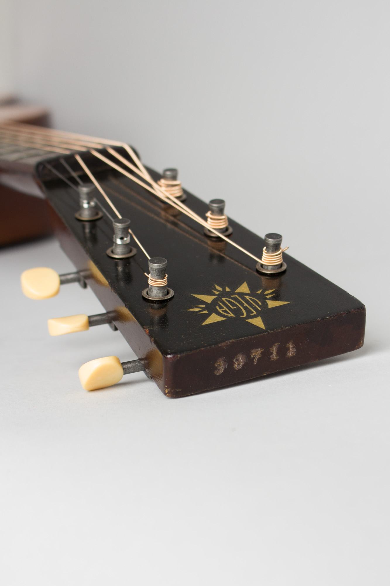 Vega guitar serial numbers