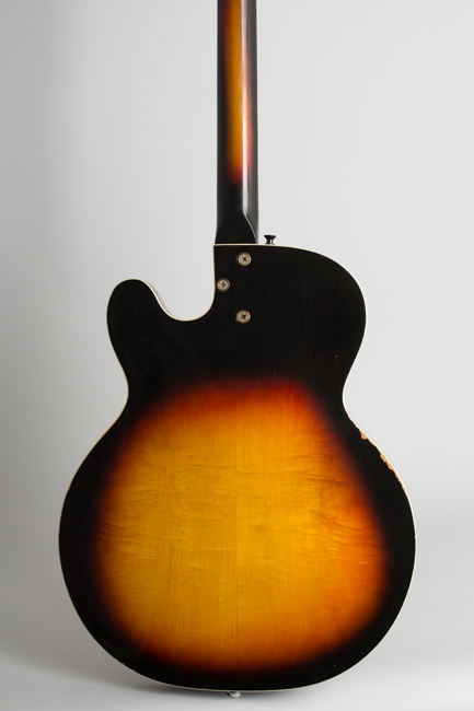 Harmony  Meteor H-70 Arch Top Hollow Body Electric Guitar  (1961)