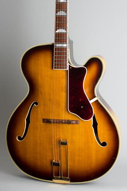 Epiphone  A-212 Deluxe Arch Top Acoustic Guitar  (1967)