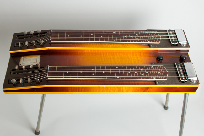 Gibson  Console Grand High Steel Electric Guitar  (1940)