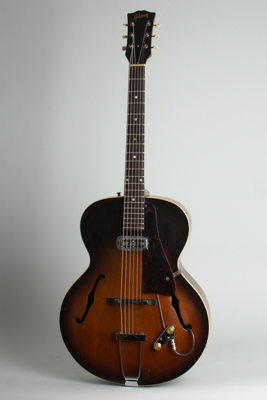 Gibson  L-48 with DeArmond pickup Arch Top Acoustic Guitar  (1961)
