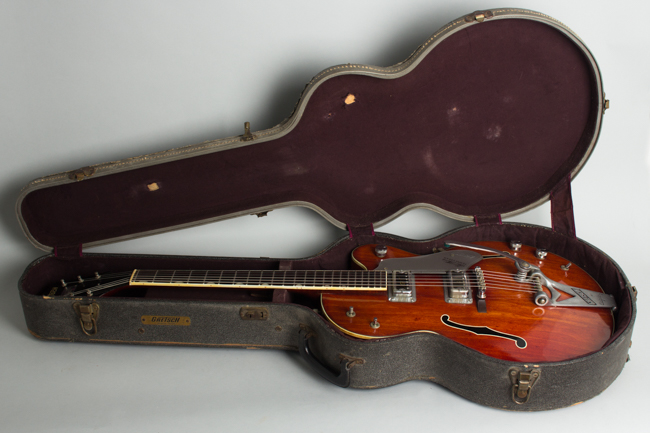 Gretsch  Model 6119 Chet Atkins Tennessean Thinline Hollow Body Electric Guitar  (1966)