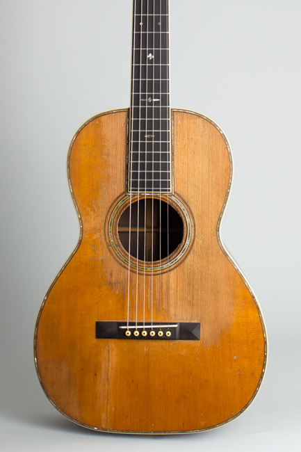C. F. Martin  0-42 Flat Top Acoustic Guitar  (1927)