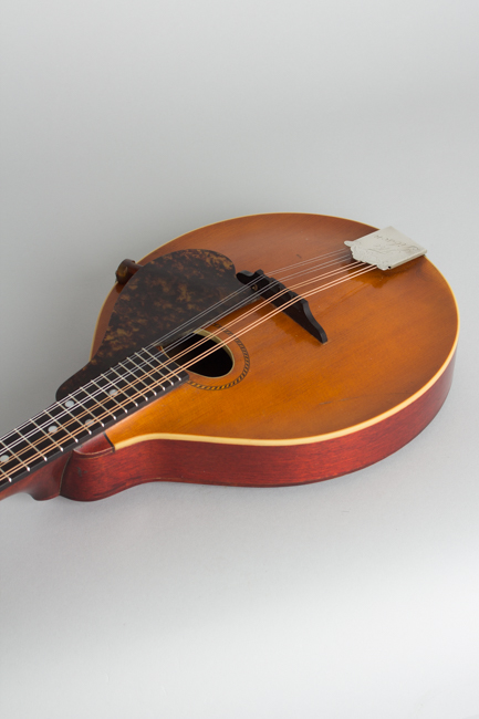 Gibson  Style A Carved Top Mandolin  (1917)