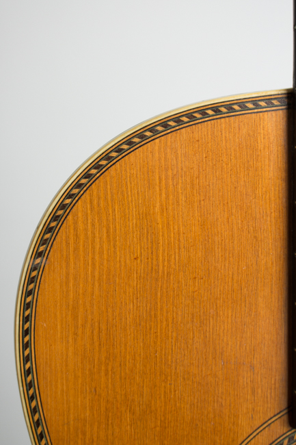 Weymann  High Grade Flat Top Acoustic Guitar ,  c. 1908