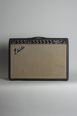 Fender  Deluxe Reverb Tube Amplifier (1967)