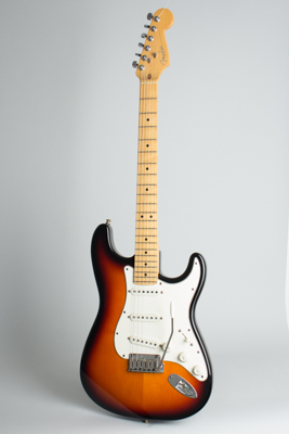 Fender  Stratocaster American Standard Solid Body Electric Guitar  (1996)
