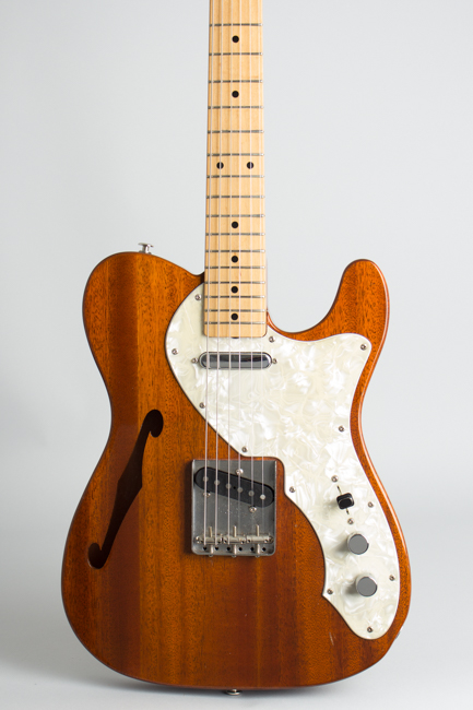 Fender  Telecaster Thinline 1969 Re-Issue Solid Body Electric Guitar  (1997)