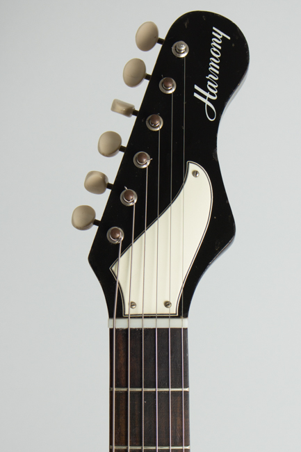 Harmony  Rebel H-82G Thinline Hollow Body Electric Guitar  (1969)