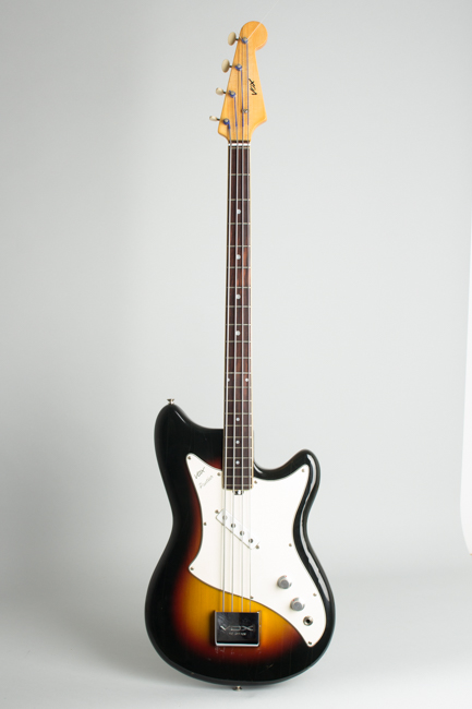 Vox  Panther Solid Body Electric Bass Guitar  (1966)