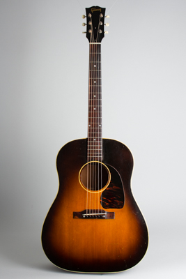 Gibson  J-45 Flat Top Acoustic Guitar  (1951)