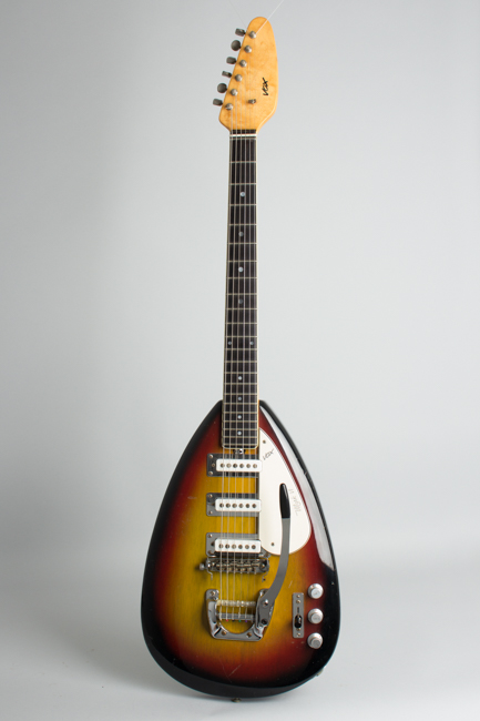 Vox  Mark VI Solid Body Electric Guitar  (1966)