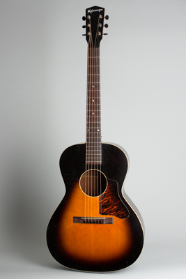 Kalamazoo  KG-14 Flat Top Acoustic Guitar  (1937)