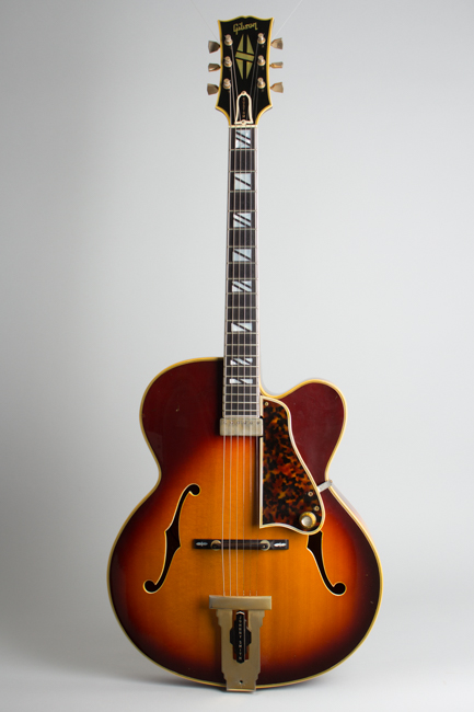 Gibson  Johnny Smith Arch Top Hollow Body Electric Guitar  (1966)