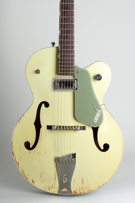 Gretsch  Model PX-6124 Single Anniversary Arch Top Hollow Body Electric Guitar  (1961)