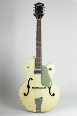 Gretsch  Model PX-6125 Single Anniversary Arch Top Hollow Body Electric Guitar  (1961)