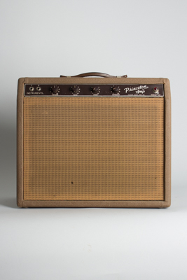 Fender  Princeton 6G2 Tube Amplifier (1961)