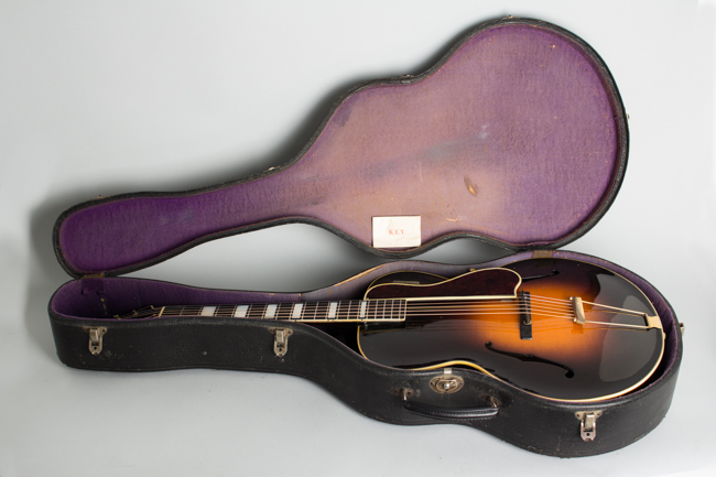 Gibson  L-5 Arch Top Acoustic Guitar  (1935)