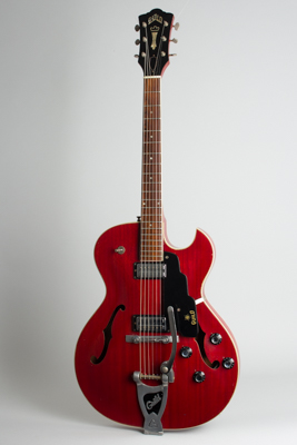 Guild  Starfire III Thinline Hollow Body Electric Guitar  (1966)