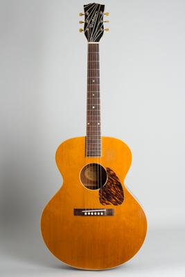 Washburn Model 5241 Classic Flat Top Acoustic Guitar, made by Gibson  (1939)