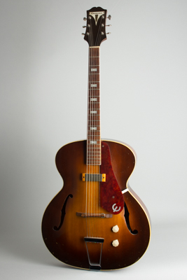 Epiphone  Zephyr Arch Top Hollow Body Electric Guitar  (1949)