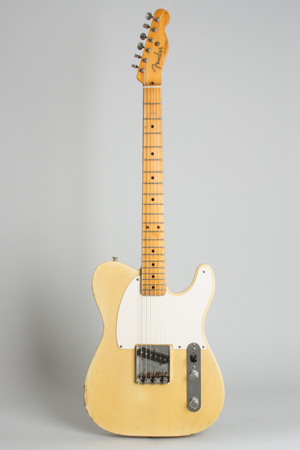 Fender  Esquire Solid Body Electric Guitar  (1955)