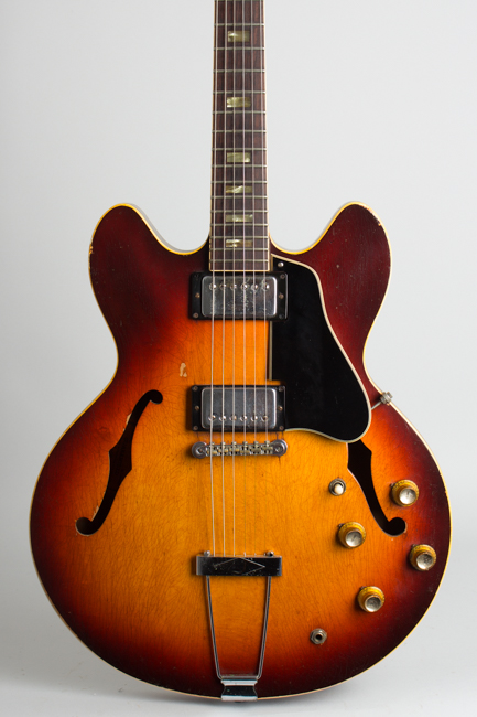 Gibson  ES-335TD Semi-Hollow Body Electric Guitar  (1967)
