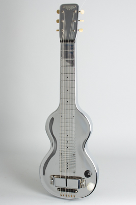 Rickenbacker  Silver Hawaiian Lap Steel Electric Guitar  (1939)
