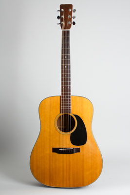 C. F. Martin  D-18 Flat Top Acoustic Guitar  (1967)