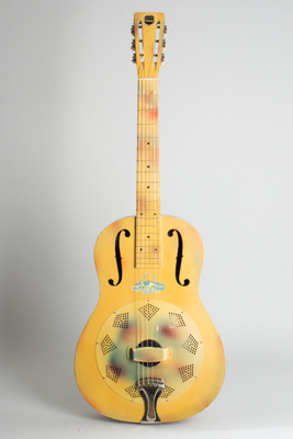 National  Triolian Resophonic Guitar  (1929)