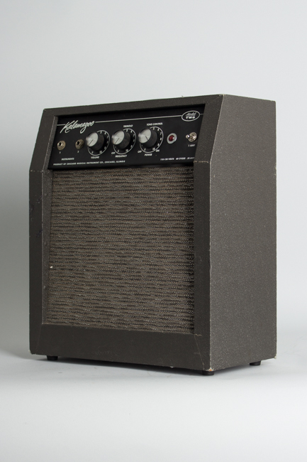 Kalamazoo  Model Two Tube Amplifier,  c. 1966