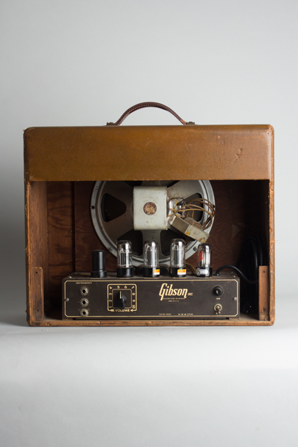 Gibson  BR-6 Tube Amplifier (1951)