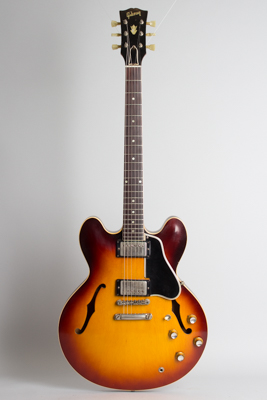 Gibson  ES-335TD Semi-Hollow Body Electric Guitar  (1961)