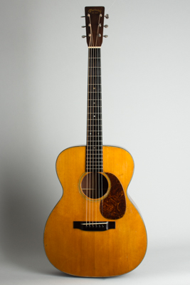 C. F. Martin  000-18 Flat Top Acoustic Guitar  (1938)