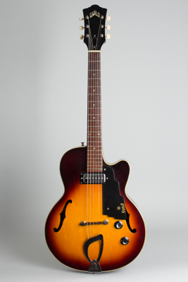 Guild  M-65 3/4 Thinline Hollow Body Electric Guitar  (1965)