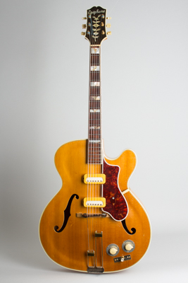 Epiphone  Zephyr Deluxe Regent Hollow Body Electric Guitar  (1948)
