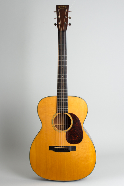 C. F. Martin  000-18 Flat Top Acoustic Guitar  (1934)
