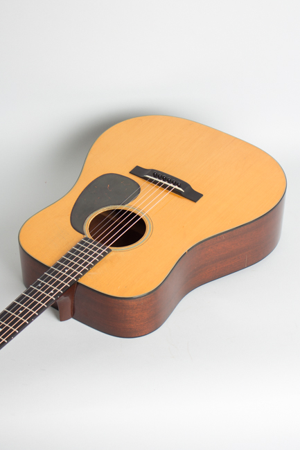 C. F. Martin  D-18 Flat Top Acoustic Guitar  (1944)